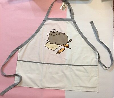 Pusheen the Cat Baker Apron from Spring 2016 Subscription Box Mother's Day! NWT