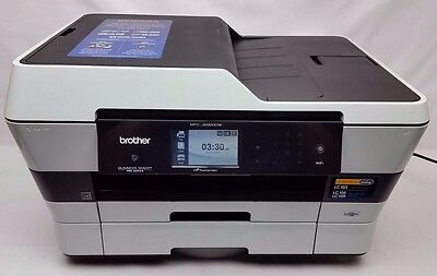 Brother MFC-J6920DW Wireless All-In-One Printer with Scanner, Copier, Fax