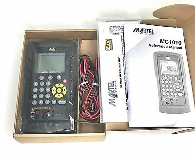 Martel MC-1010 Multifunction Calibrator - NEW!