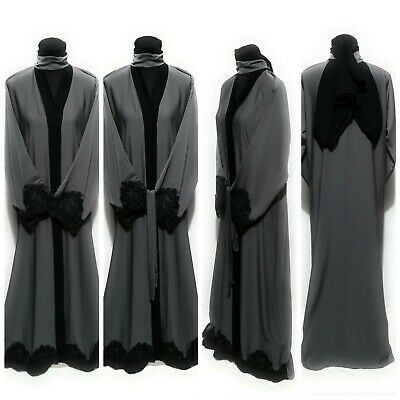 Women  abaya.dress . saudi abaya japanese Neda/sizes 54.56.58...New Arrival 2017