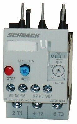 Thermal Overload relay up to 25A, Size S0 (100% Siemens compatible)