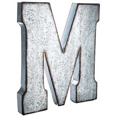 Big Metal Wall and Table Letters