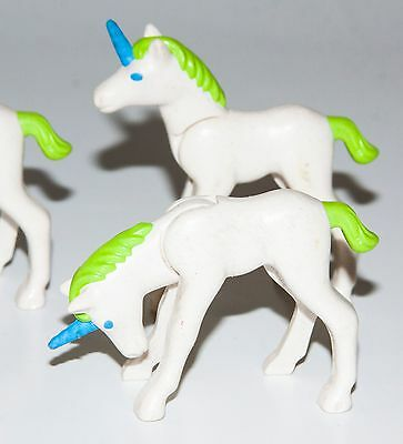 Playmobil Unicorn young with small horn 5873 4692 4338 4008 5444 (1 item)