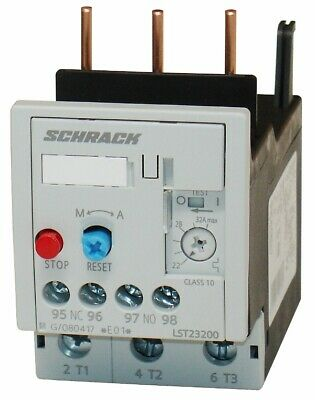 Thermal Overload relay up to 50A, Size S2 (100% Siemens compatible)