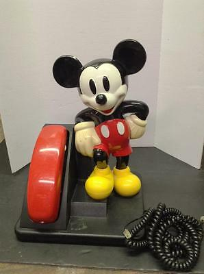 Vintage Micky Mouse Phone, 1992 At&t