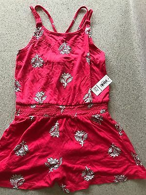 Old Navy Girls romper/shorts size xs/5T
