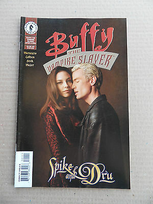 Buffy The Vampire Slayer : Spike & Dru  1 of 3 .  Dark Horse -1999 - FN / VF
