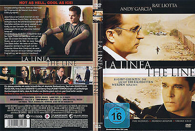 La Linea - The Line 1 - DVD - wie neu !!!