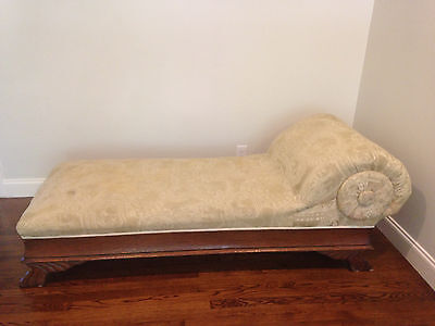 Antique Chaise Lounge