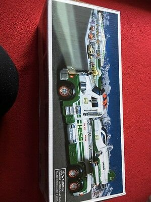 Hess 2014 Toy Truck and Space Cruiser with Scout 50th Anniversary New In Box