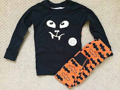 NWT Hanna Andersson Kids Long John Pajamas In Organic Cotton Size 18-24 mon 80cm