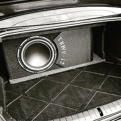 Jl Audio W6V2 in TRWC Ported Box