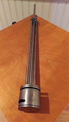 "Belshaw Plunger Stick 2 1/8"" for Type B/F  Belshaw Donut Depositor"