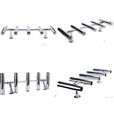 Rocket Launcher Rod Holders 5 Tube Adjustable can be Rotated 360 Deg, AU Stock