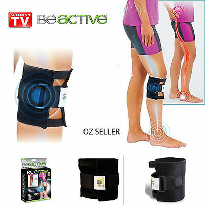 Be Active Acupressure Point Sciatic Nerve Leg Brace-back Beactive As Seen On TV