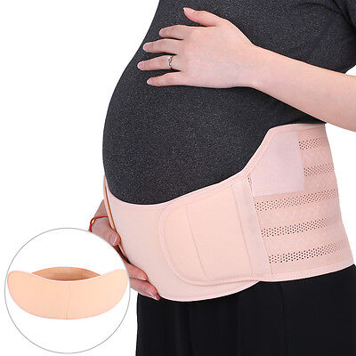 Pregnancy Maternity Special Support Belt Back Bump Lower Waist Belly Band Lumbar