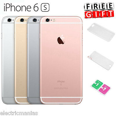 4,7Zoll Apple iPhone 6S A1688 64GB 4G IOS Handy Smartphone Ohne Vertrag 12MP GPS