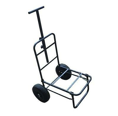 Deluxe Extender Trolley, Folds Flat, Extending Handle, Pump up Tyres, (HYB008)