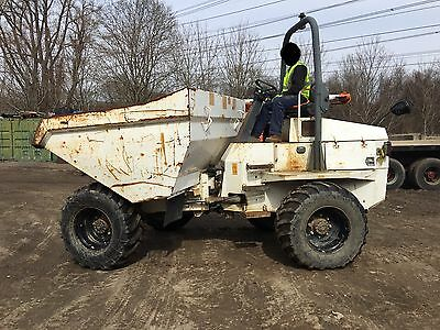2007 Benford Off Road Dumper - 9 Ton - ARTICULATING DUMP TRUCK