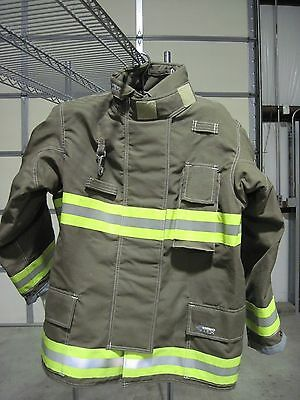 Innotex Turnout Gear Coat And Pant Set Inno5222 Size Xlarge