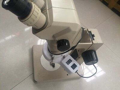 Olympus SZ6045 Microscope Head with WF 10X eyepieces and LED Light