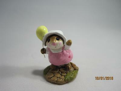 Wee Forest Folk Come Play Pink Dress - Retired