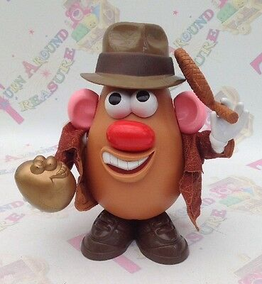 Children's Hasbro Playskool Indiana Jones Mr Potato Head Taters Of The Lost Ark