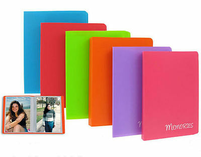 "Pioneer Designer Photo Album, 4"" x 6"", Holds 36 Photos, Pick Your Color!"