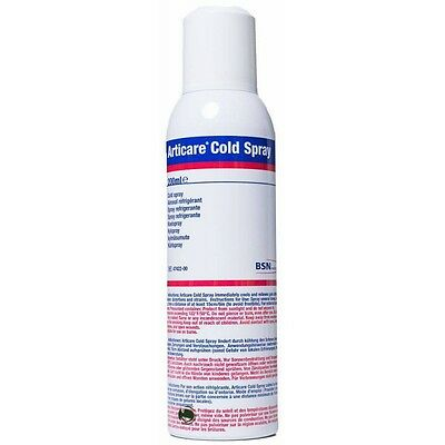 Spray Crioanestésico ARTICARE COLD SPRAY 200 ML alivio dolor Piercing anestesia