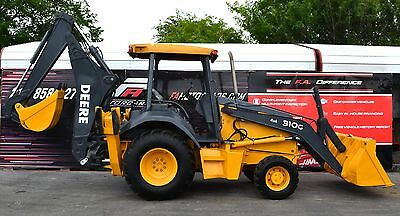 ____ Jhon Deere Loader Backhoe _____ 310G 4 X 4 ____ Must See !