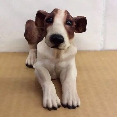 American Or German Short Hair Pointer, Hunting  Puppy Dog Figurine Statue Mint