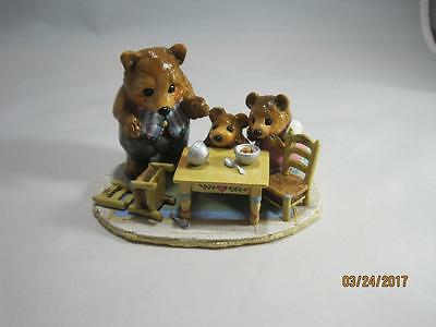 Wee Forest Folk he Bear Family Ltd Edition 2013 - New