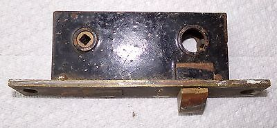 Super Rare, Corbin angled antique door lock mechanism