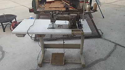 Pfaff 145 commercial sewing machine walking foot