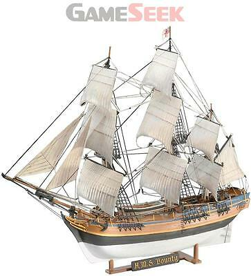 H.m.s. Bounty 1:110 Scale Model Kit