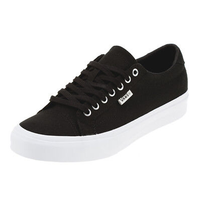 Vans Womens Court Shoes in Black