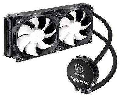 Thermaltake Water 3.0 Extreme S 240mm Intel AMD Desktop Liquid CPU Cooler