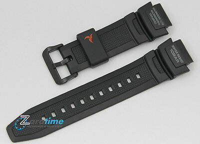 New Original Black Casio Replacement Watch Band/Strap for SGW-1000-1A