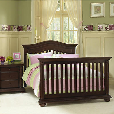 Baby Cache Heritage Full Size Bed Conversion Kit - Cherry