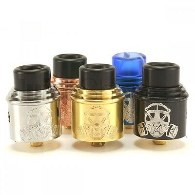 Apocalypse RDA 24mm Gen 2 Rebuildable Dripping 510 Spare & New Colours Available