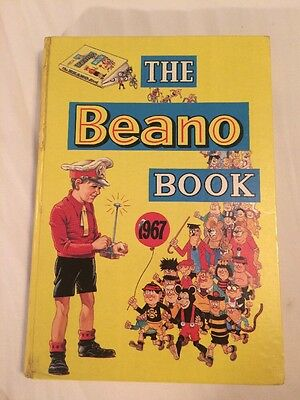 Beano Annual 1967 - Very Good Condition (BH72)