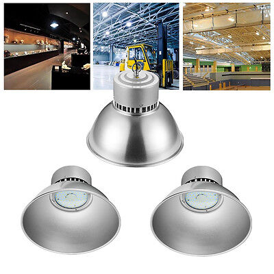 3x 30W LED High Bay Light Lighting Factory Warehouse Industry Workshop Shed Lamp