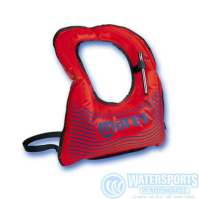 Mares Snorkelling Buoyancy Vest For Adult Snorkellers Universal Fit