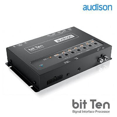 Audison bit Ten - SIGNAL INTERFACE PROCESSOR