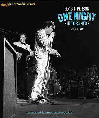 Elvis In Person - One Night In Toronto April 2, 1957 - New & Sealed ************