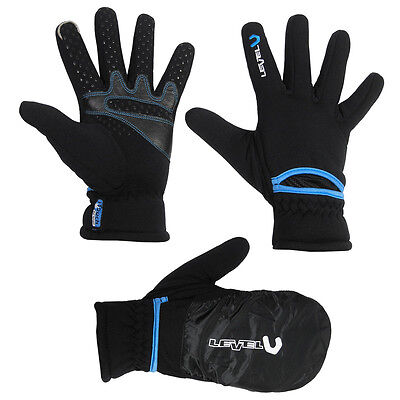 LEVEL TRAIL I-TOUCHWindstopper Multifunktions Handschuhe &Touch Funktion 3451UG