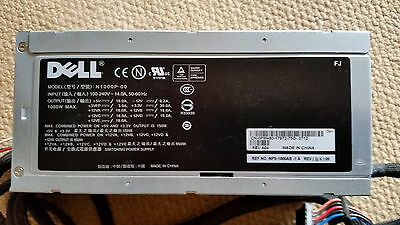 DELL 1000W XPS 720 H2C Power Supply N1000P-00