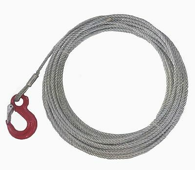 Wire Rope Cable for the 250kg Manual Worm Winch