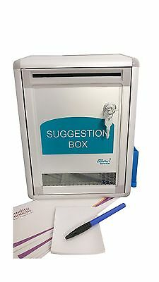My Charity Boxes ~ Aluminum Suggestion Box ~ Donation Box ~ Mail Box ~ Commen...