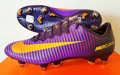 NIKE MERCURIAL VAPOR XI SG PRO uk 10 us 11 FOOTBALL BOOTS SOCCER CLEATS